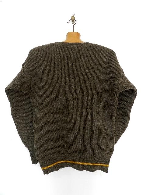 Swedish army 40\'s v-neck knit_f0226051_13323532.jpg