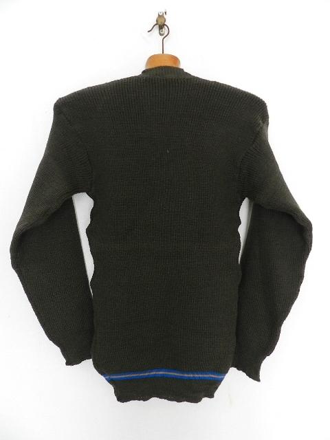 Swedish army 40\'s v-neck knit_f0226051_13332980.jpg