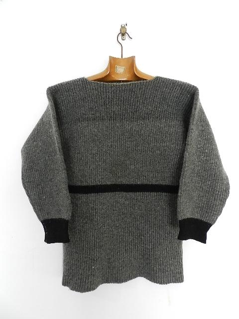 Swedish army 40\'s v-neck knit_f0226051_13342015.jpg