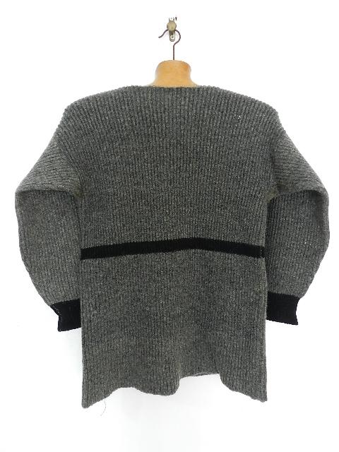 Swedish army 40\'s v-neck knit_f0226051_13343729.jpg
