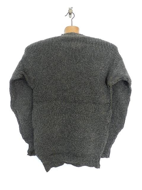 Swedish army 40\'s v-neck knit_f0226051_13354995.jpg