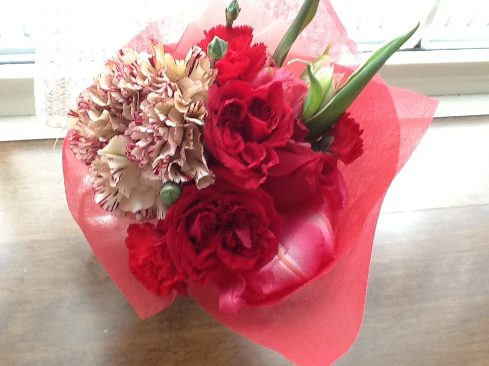 バレンタインデー♪_f0303858_21193319.jpg