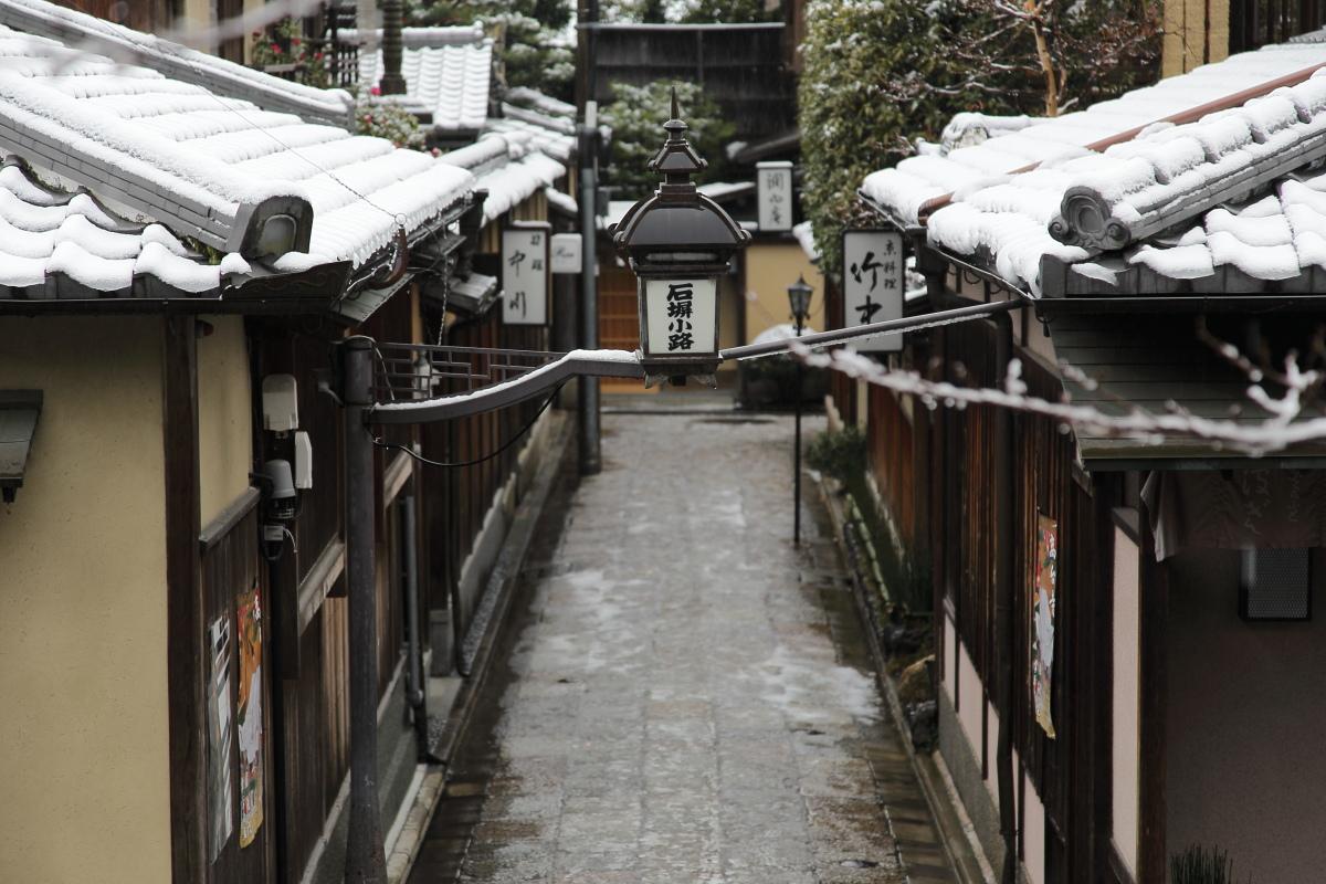 雪景色 2014 <東山>                        _f0021869_23215372.jpg