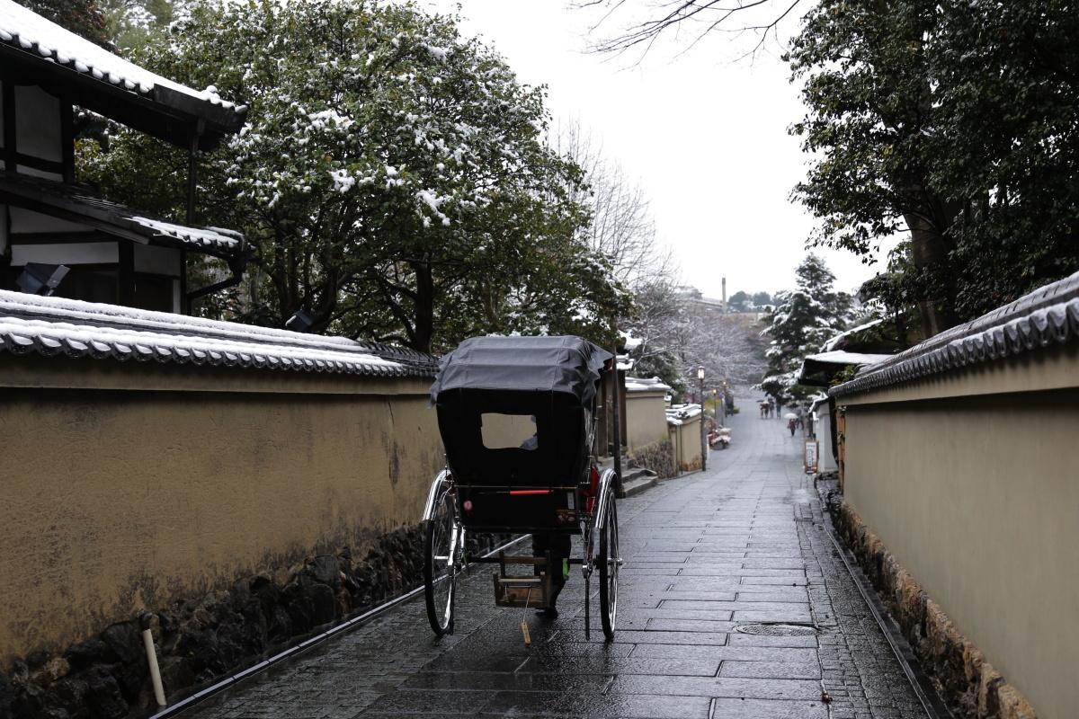 雪景色 2014 <東山>                        _f0021869_23233838.jpg