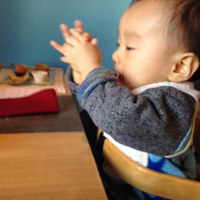 清太郎くん、試食をする。_e0120789_00092763.jpg