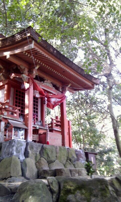 祐徳稲荷神社を参拝しました_d0015306_21454910.jpg