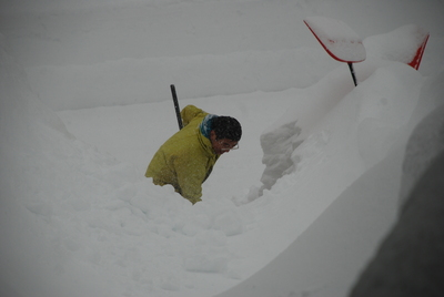 15日   土曜    吹雪  0度_f0210811_14184390.jpg