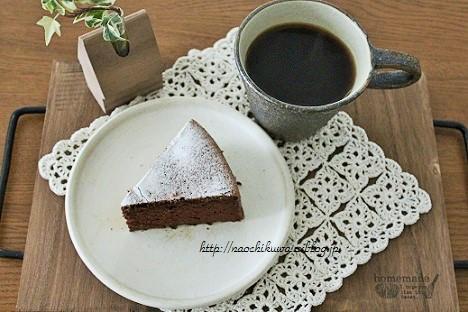 バレンタインケーキ☆カフェ ショコラ_c0251314_1113454.jpg