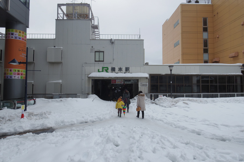 雪の橋本駅_b0058021_15121080.jpg