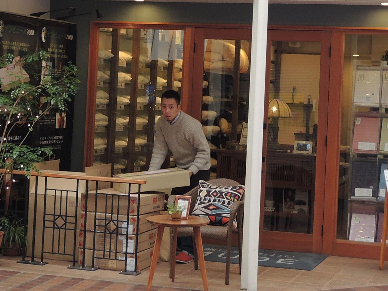 岡山商店街視察 表町_a0072623_10455478.jpg