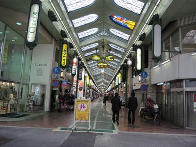 岡山商店街視察 表町_a0072623_10524415.jpg