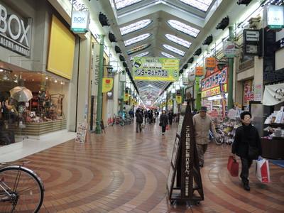 岡山商店街視察 表町_a0072623_10531227.jpg