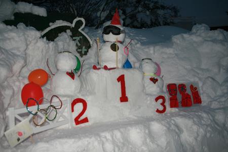 大雪の日のスウィートグラス_b0174425_19202530.jpg