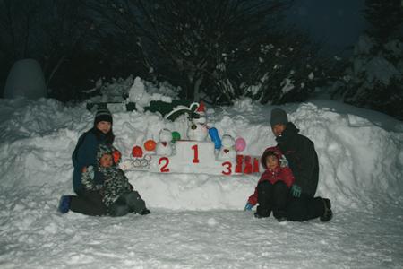 大雪の日のスウィートグラス_b0174425_1920965.jpg