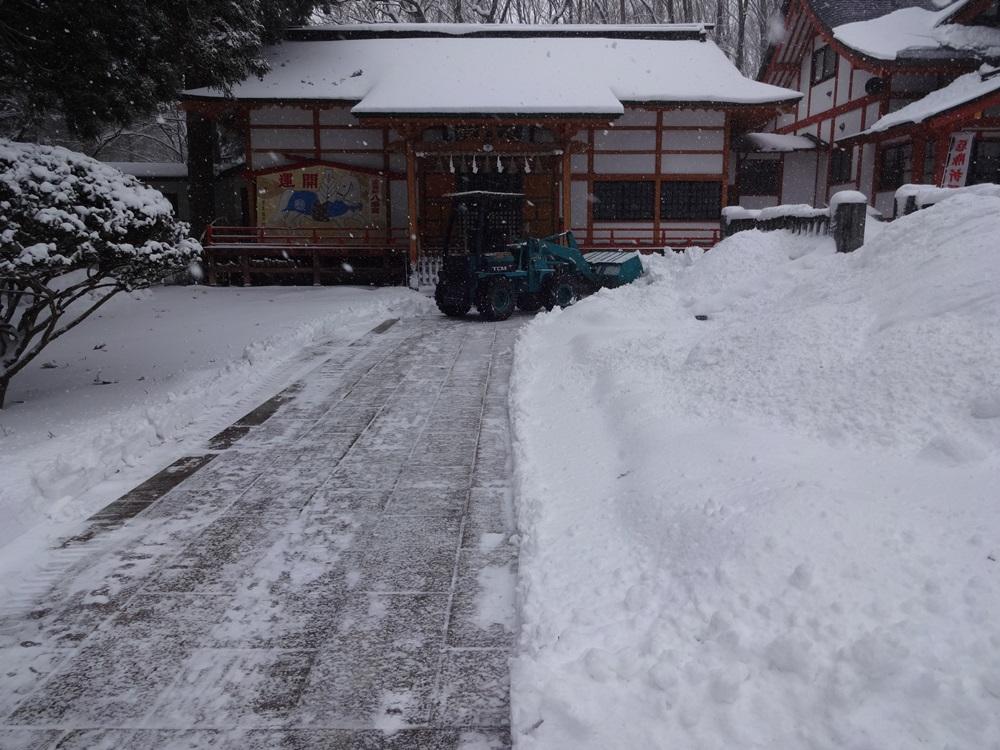 大雪警報発令_c0111229_18464487.jpg