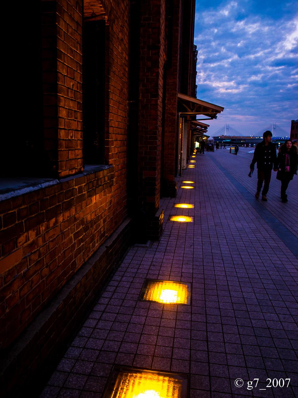 横浜 赤レンガ倉庫..._f0152550_19483856.jpg