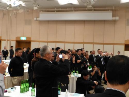 東京獺祭の会 2014_c0100865_07300070.jpg
