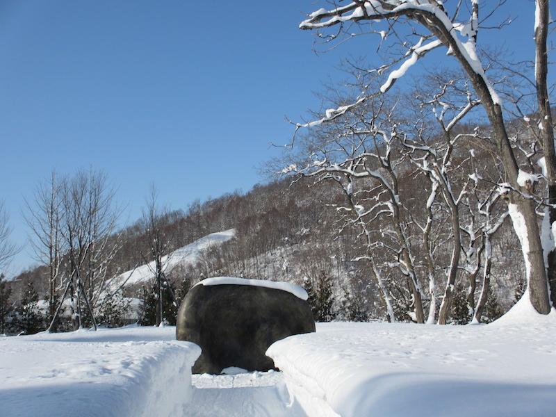 冬のアルテピアッツアびばい(その1)_b0068572_23194397.jpg