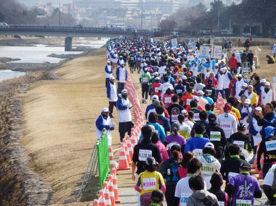 京都マラソン_e0048413_20432341.jpg