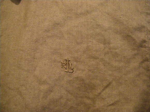 ラルフシャツと、ハンドメイドアクセサリー。_d0256914_22221317.jpg