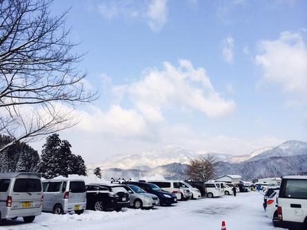 2月16日(日)最高のスキー日和ですね!_f0101226_10211969.jpg