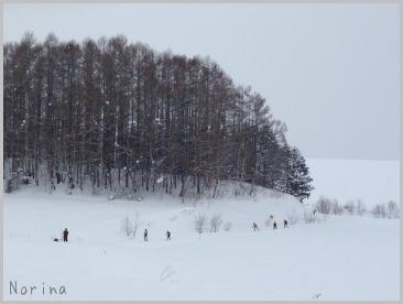 スキーマラソンin美瑛_e0326953_10425643.jpg