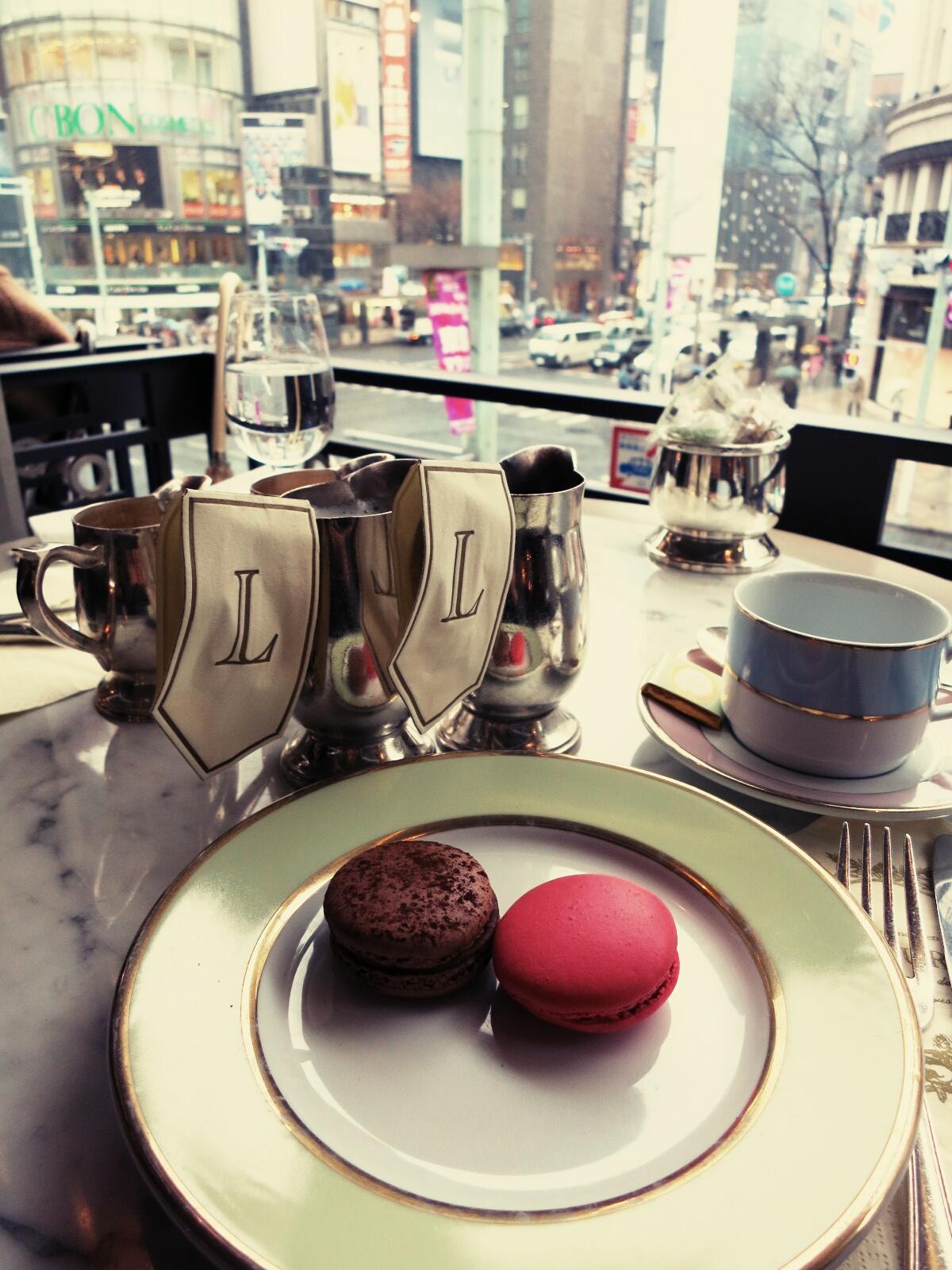 バレンタインランチ@渋谷ヒカリエ~銀座三越でお茶時間♪_f0236260_16353028.jpg