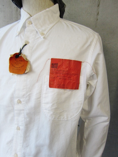 Kato BASIC & Kato AAA 。。。SHIRTS、シャツ、しゃつ、、、!★!_d0152280_20593166.jpg