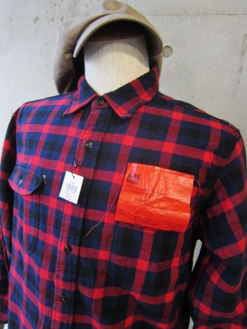 Kato BASIC & Kato AAA 。。。SHIRTS、シャツ、しゃつ、、、!★!_d0152280_2152198.jpg