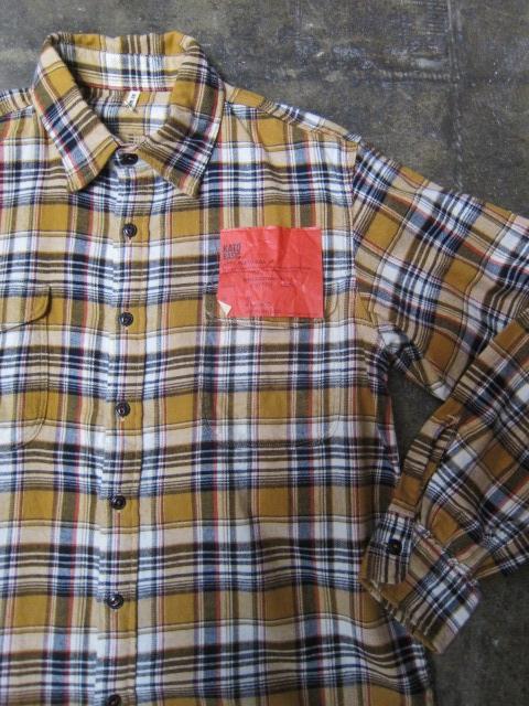 Kato BASIC & Kato AAA 。。。SHIRTS、シャツ、しゃつ、、、!★!_d0152280_2195375.jpg
