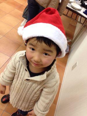 城陽教室〜クリスマス会〜_f0215199_1059410.jpg