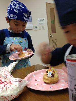 城陽教室〜クリスマス会〜_f0215199_1059982.jpg
