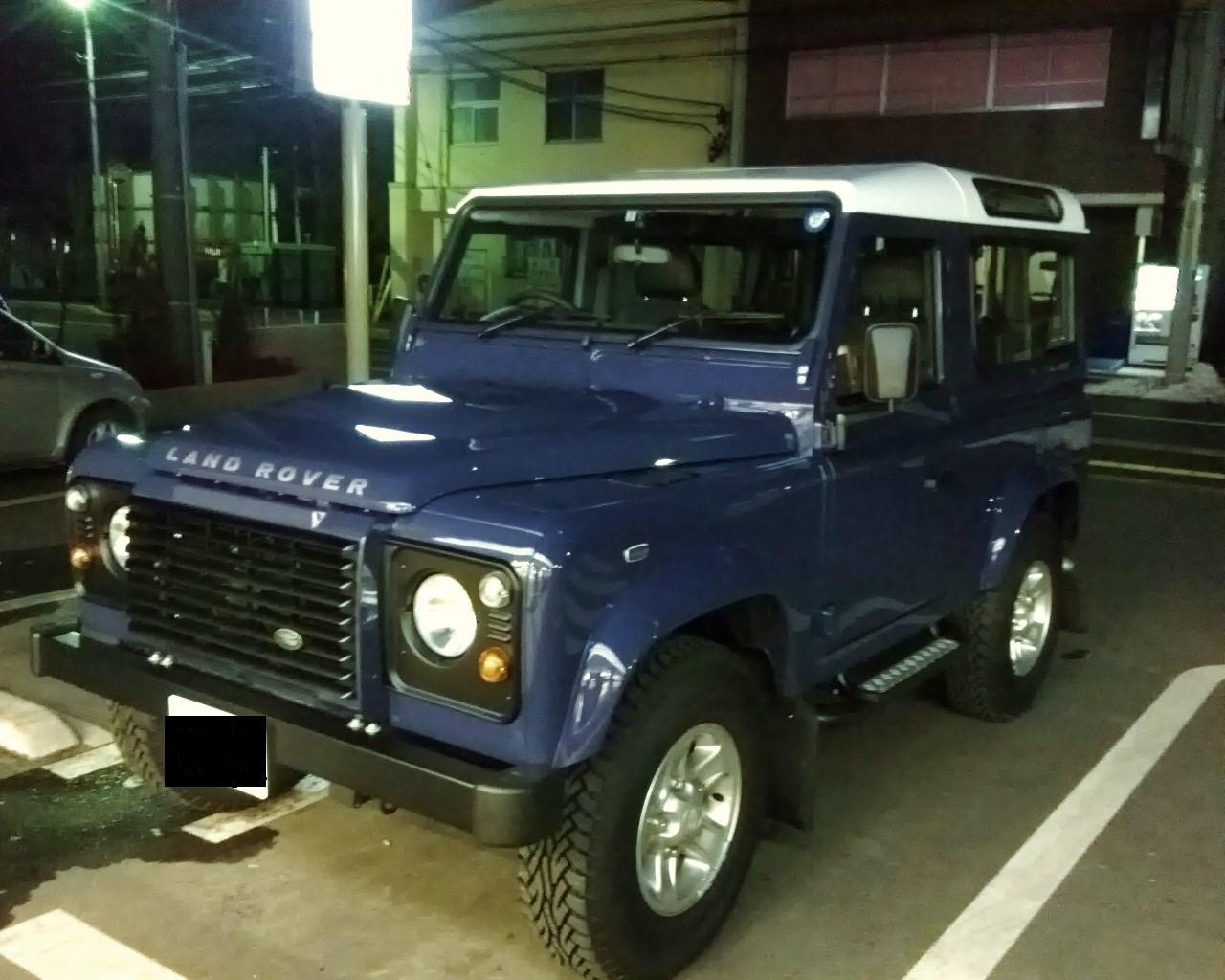 新車で!!_f0180307_16230498.jpg