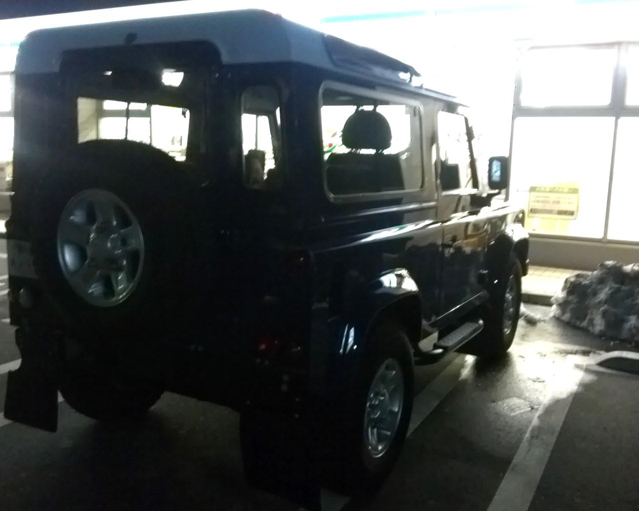 新車で!!_f0180307_16231333.jpg