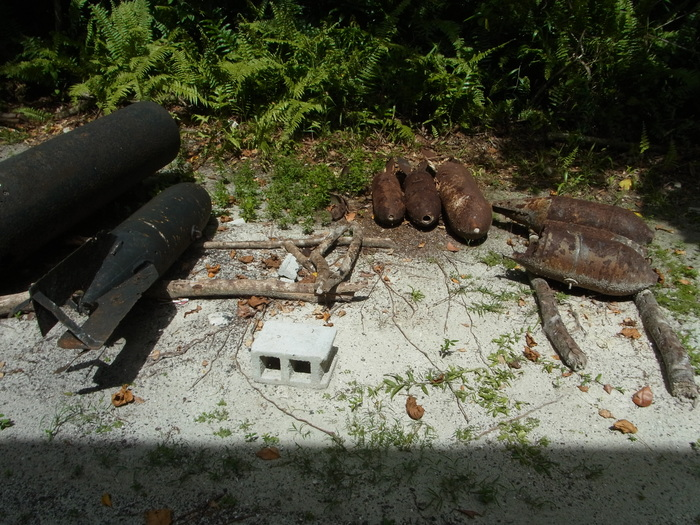 ペリリュー島の戦跡_d0116009_1033247.jpg