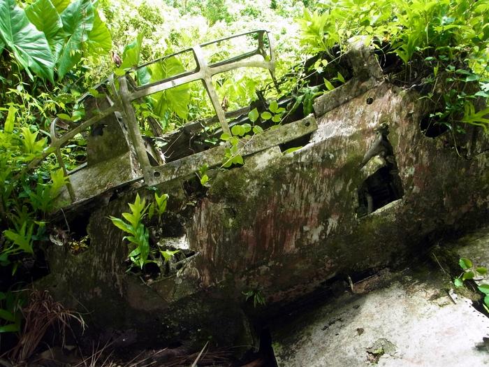ペリリュー島の戦跡_d0116009_10345956.jpg