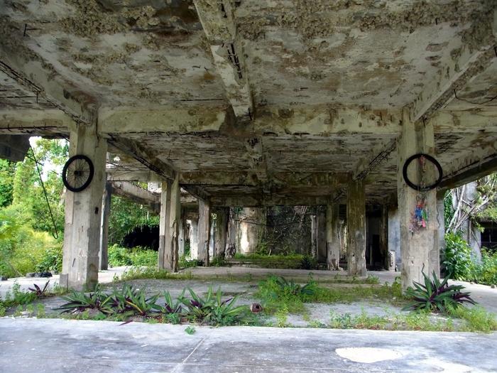 ペリリュー島の戦跡_d0116009_9494320.jpg