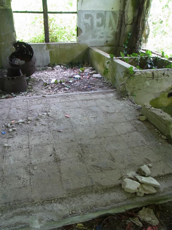 ペリリュー島の戦跡_d0116009_9545334.jpg