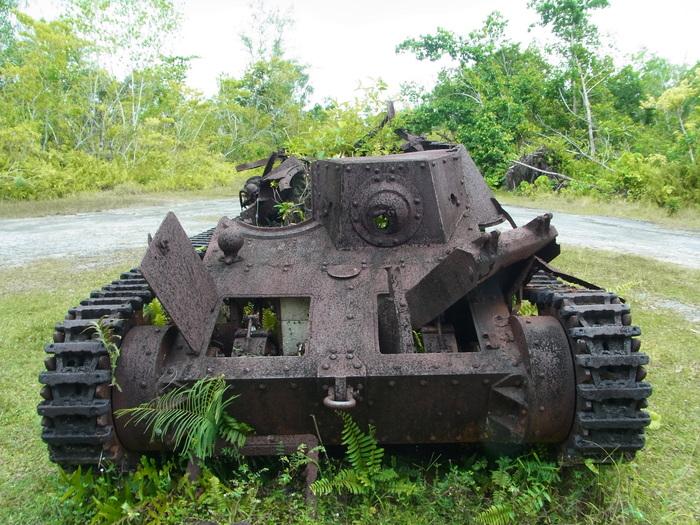 ペリリュー島の戦跡_d0116009_9562091.jpg