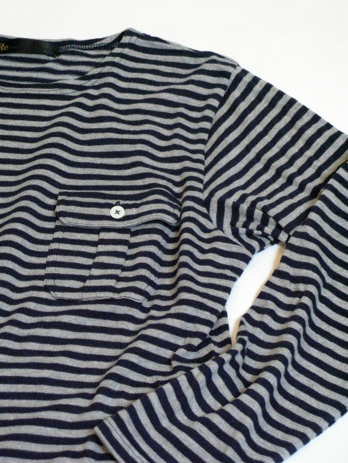 ◆Tenjiku Pocket Basque Shirt _e0142928_18185365.jpg