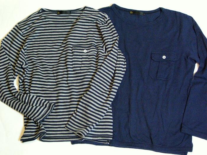 ◆Tenjiku Pocket Basque Shirt _e0142928_1818558.jpg