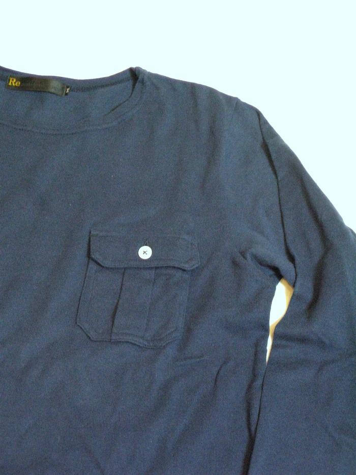 ◆Tenjiku Pocket Basque Shirt _e0142928_1819392.jpg