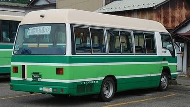 秋田中央トランスポート  いすゞ KK-NPR71LZ +西工_e0030537_23454237.jpg