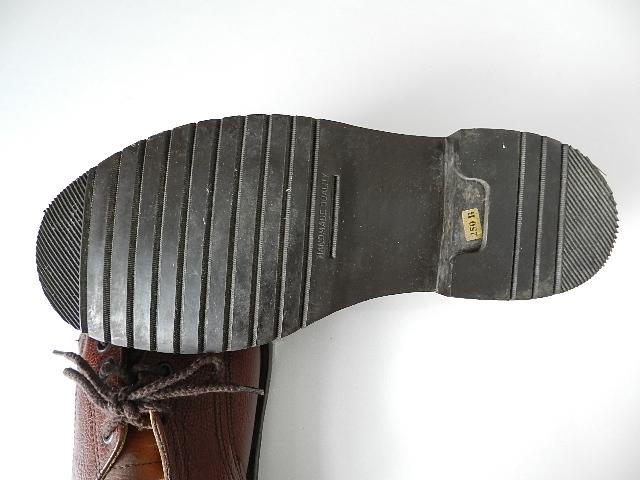 Dutch army service shoes dead stock_f0226051_1474419.jpg