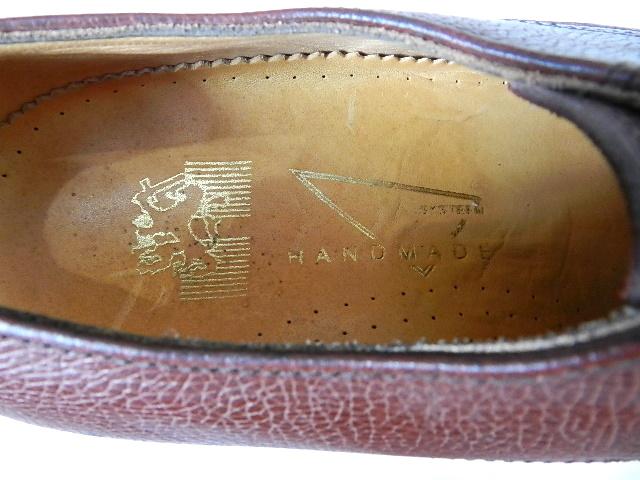 Dutch army service shoes dead stock_f0226051_1481892.jpg