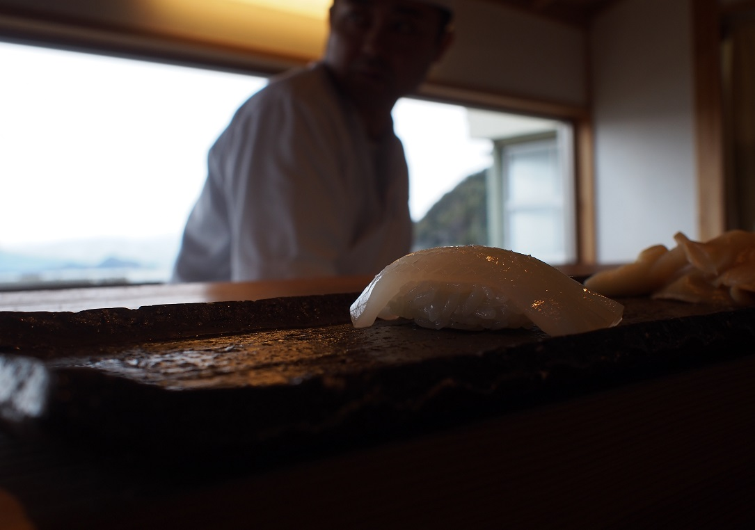 究極の和食 ~極上の寿司フルコース~_c0217853_17310601.jpg