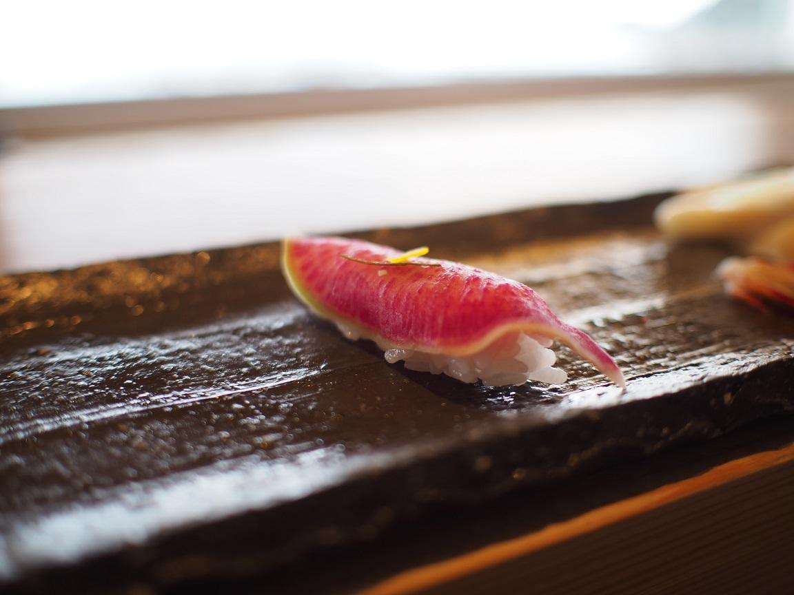 究極の和食 ~極上の寿司フルコース~_c0217853_17315205.jpg