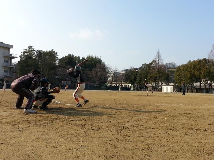Aチーム@2/16 練習_b0296154_15470002.jpg