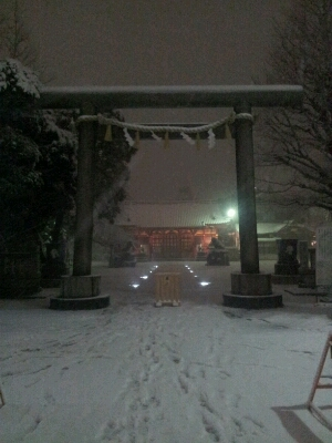 また雪!_a0091157_322340.jpg