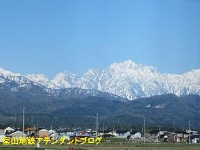 11月最後の週末、剱岳にみえるものとは?_a0243562_115890.jpg